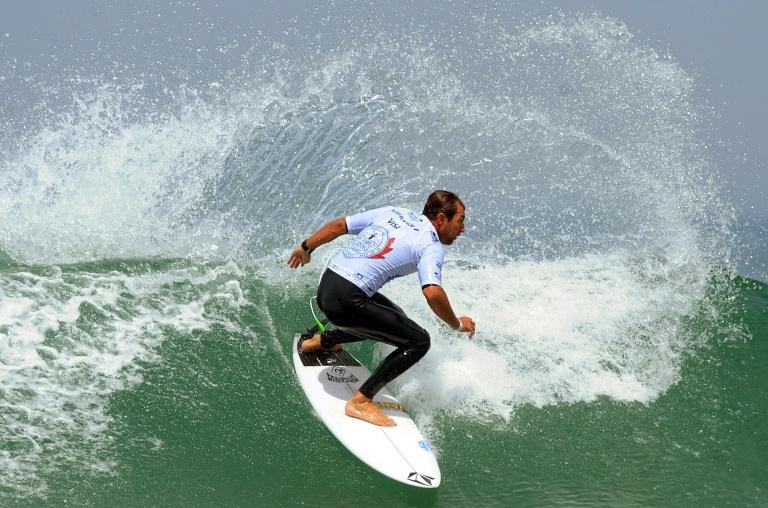Jérémy Florès et Joan Duru en demi-finales des Mondiaux — Surf