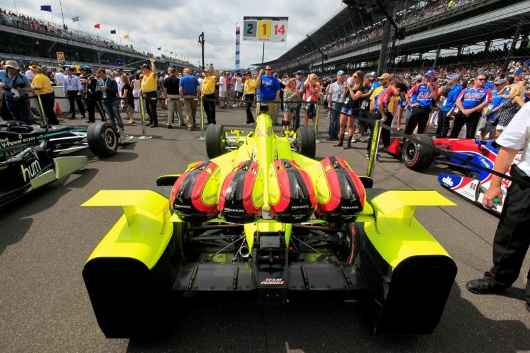 Scott Dixon évite le pire aux 500 milles d'Indianapolis