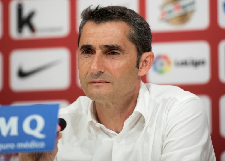 Le Barça choisit Valverde pour succéder à Luis Enrique — Liga