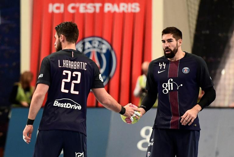 Le PSG en finale de la Ligue des Champions — Handball
