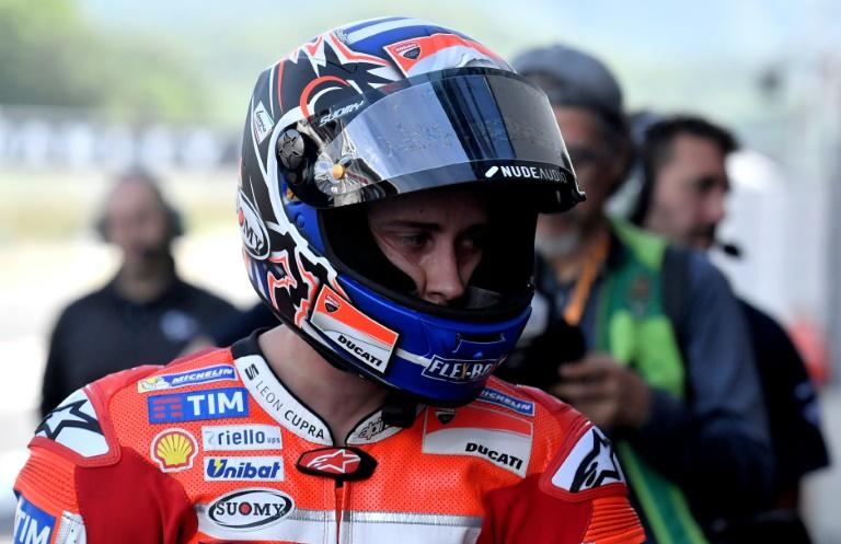 L'Italien Dovizioso s'impose au GP d'Italie — Moto