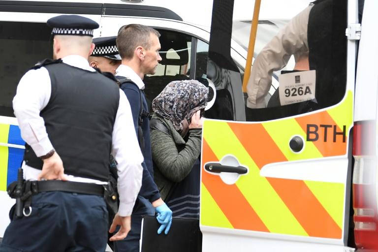 La police a arrêté de nouveaux suspects — Attentat de Londres