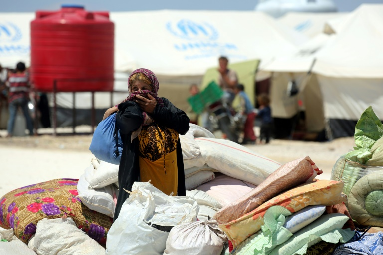 L'alliance arabo-kurde passent à l'offensive dans la province de Raqqa — Syrie