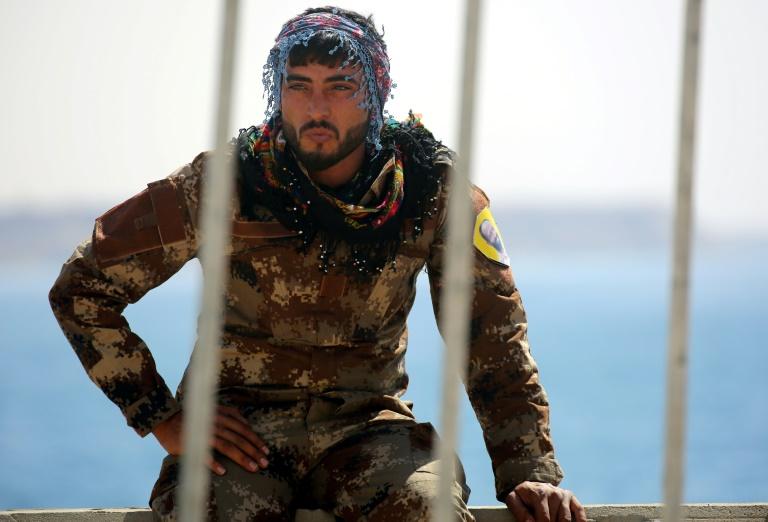 L'assaut sur Raqqa lancé