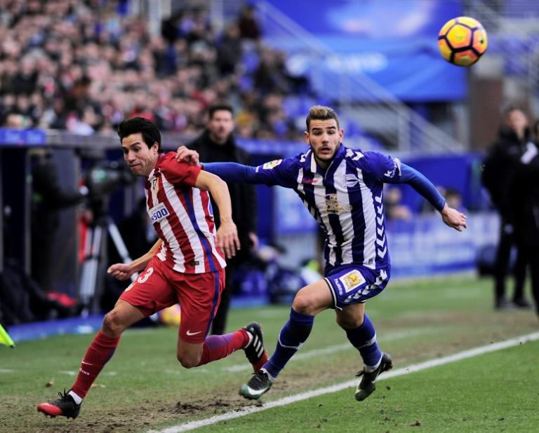 Espagne: plainte contre Theo Hernandez classée sans suite