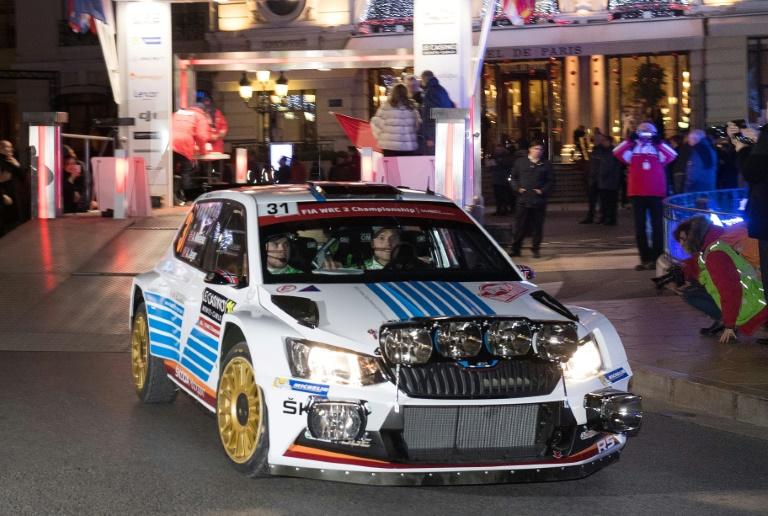 Rallye de Sardaigne: Paddon en tête, Neuvile en embuscade, Ogier plus loin