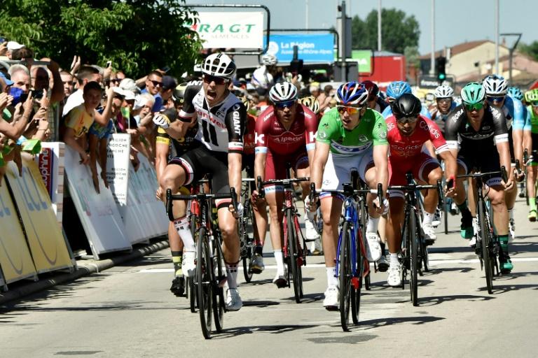 Critérium du Dauphiné: victoire de Bauhaus au sprint