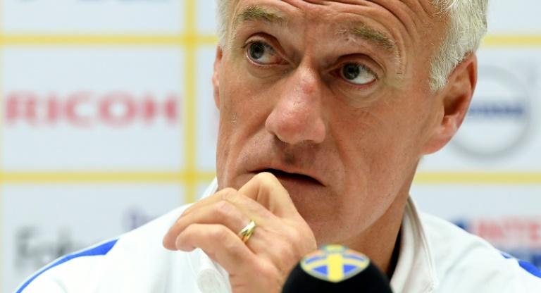 Mondial-2018: Deschamps prévient que les Bleus ne vont pas affronter la Suède