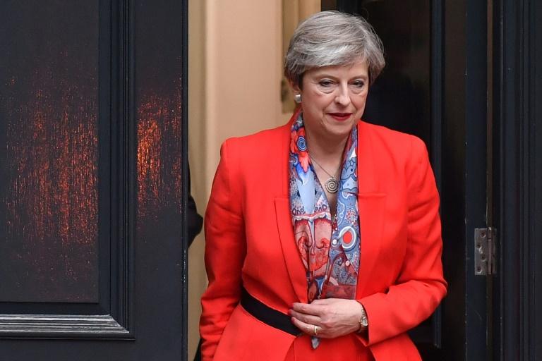 Theresa May promet