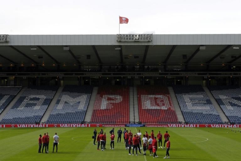 Mondial-2018: capitaine Kane sauve l'Angleterre de la furia écossaise