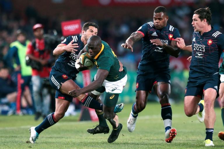 L'Afrique du Sud avec quatre novices contre les Bleus