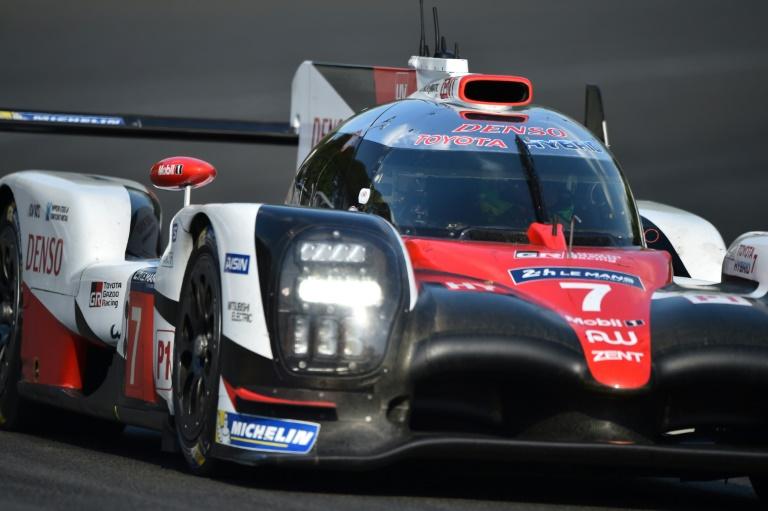 Toyota face à Porsche et à son destin — Heures du Mans