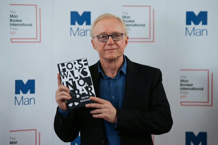 David Grossman récompensé par le Man Booker International Prize