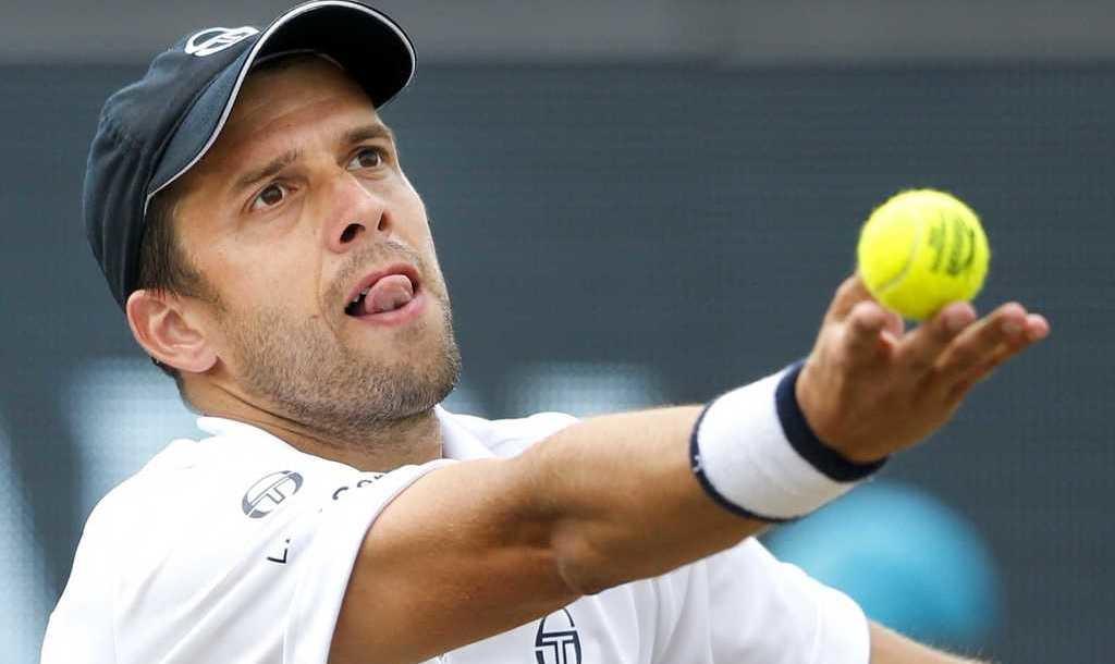 Gilles Müller remporte le tournoi de Rosmalen