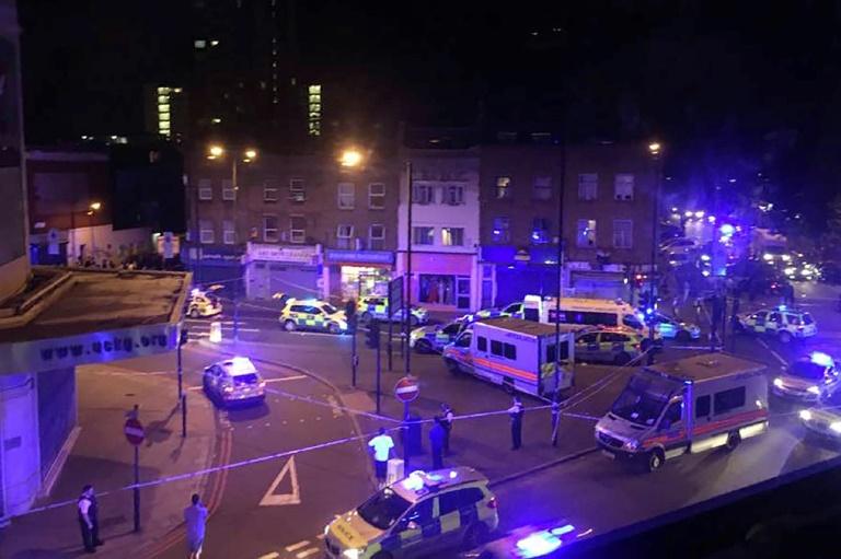 L'Exécutif des musulmans condamne l'attentat près d'une mosquée à Londres