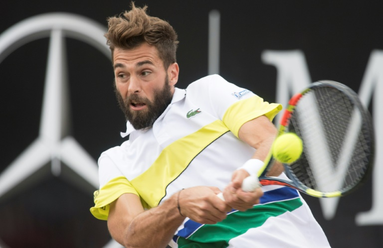 Tennis: Gasquet battu par Alexander Zverev en demi-finale à Halle
