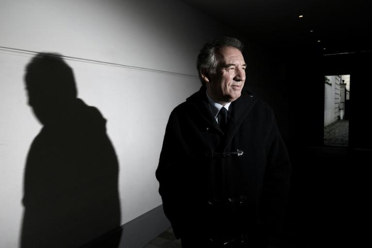 François Bayrou s'exprime après avoir quitté le gouvernement