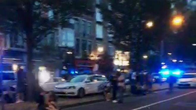 Bagarre et mouvement de foule inédit dans le Carré à Liège (3)