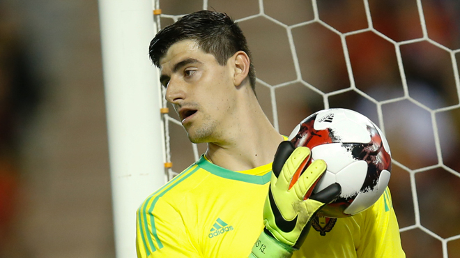 Premier League - Chelsea : La prolongation de Thibaut Courtois au point mort