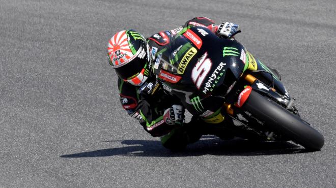 Première pole position pour Zarco aux Pays-Bas — Moto GP