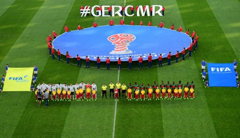 Coupe des confédérations: match nul entre Cameroun et Australie