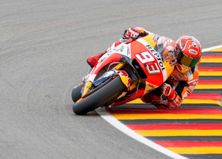 Moto: la bonne opération de Marquez, Zarco très loin de son niveau au GP d'Allemagne