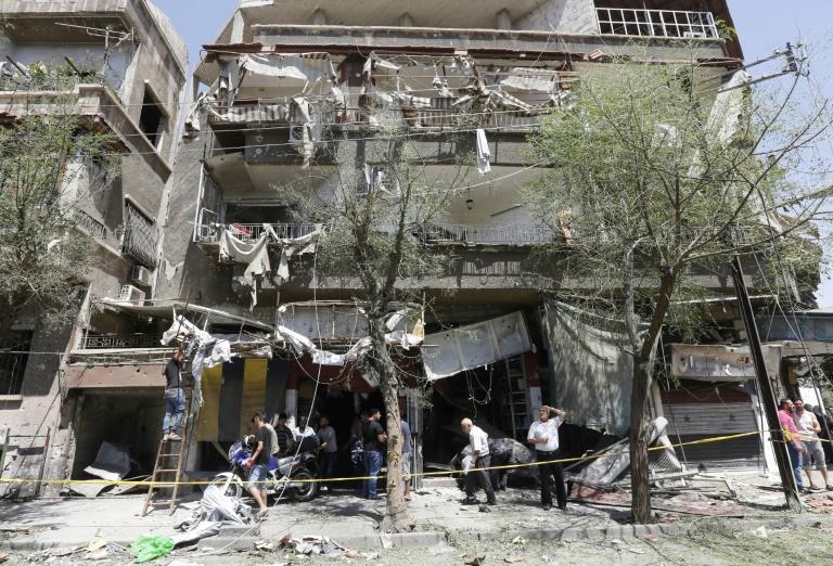 18 morts — Attentat en Syrie