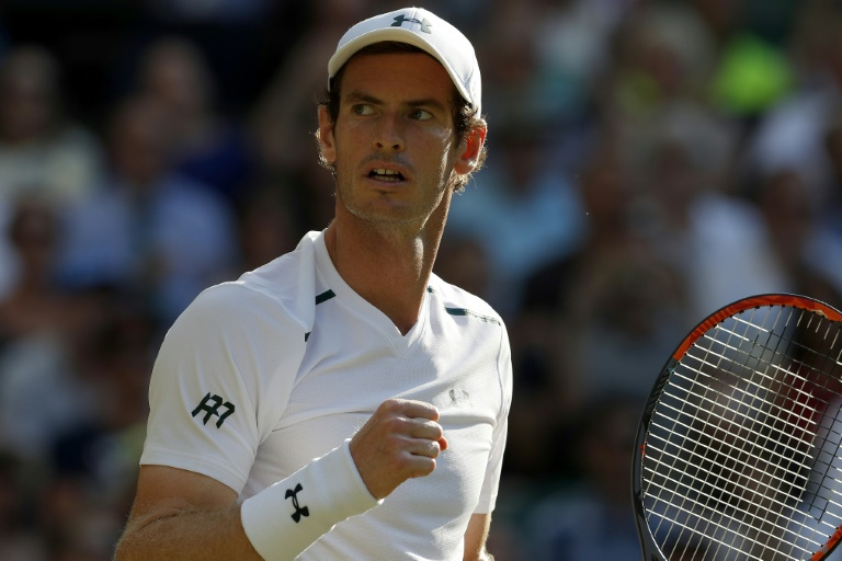 Murray se rassure, Nadal déroule — Wimbledon