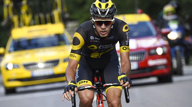 Trois Belges dans la tête de course (direct) — Tour de France