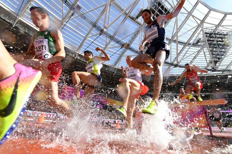 Kipruto remporte le 3.000 mètres steeple, Mekhissi 4ème — Mondiaux d'athlétisme
