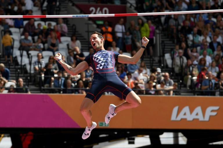 Kevin Menaldo s'arrête dès les qualifications du saut à la perche
