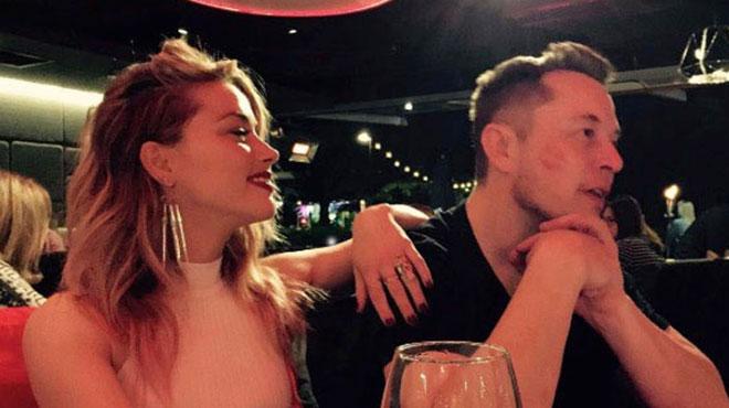 Amber Heard à nouveau célibataire