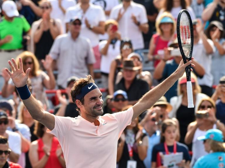 Tennis: Federer dans la peau du seul favori à Montréal