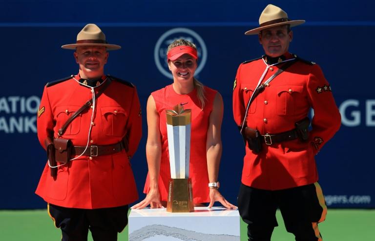 Caroline Wozniacki encore battue en finale à la Coupe Rogers