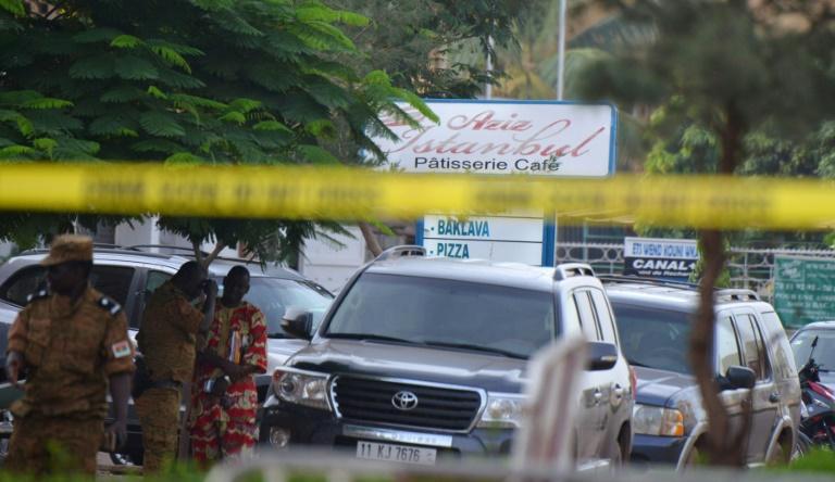 Attentat contre un restaurant à Ouagadougou — Sécurité