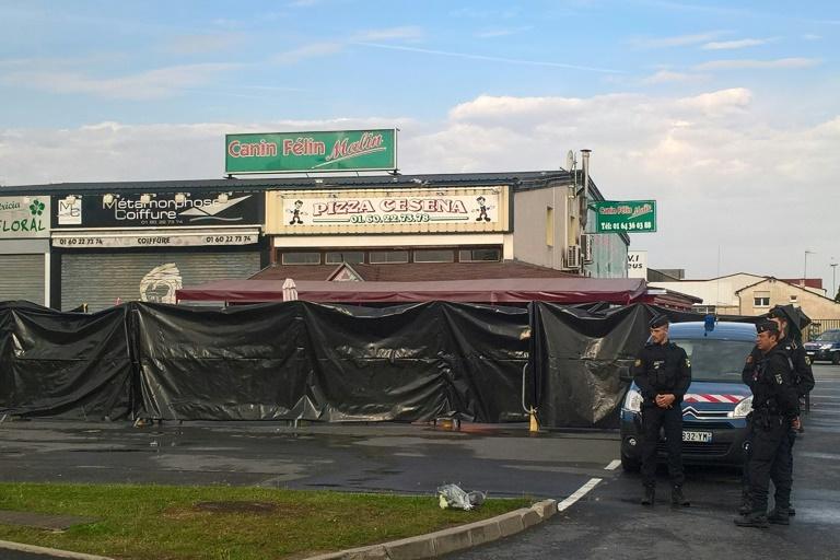 Voiture-bélier contre une pizzeria : ce qu'a dit l'assaillant aux gendarmes
