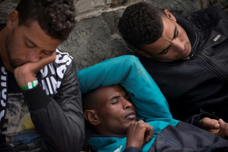 La marine espagnole sauve 339 migrants à bord de 7 embarcations