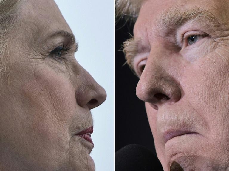 Hillary Clinton traite Donald Trump de
