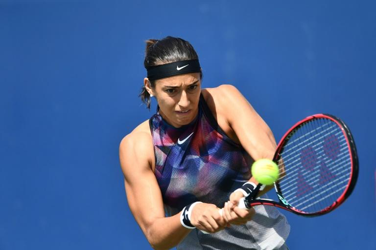 US Open : Caroline Garcia en mode express au 1er tour