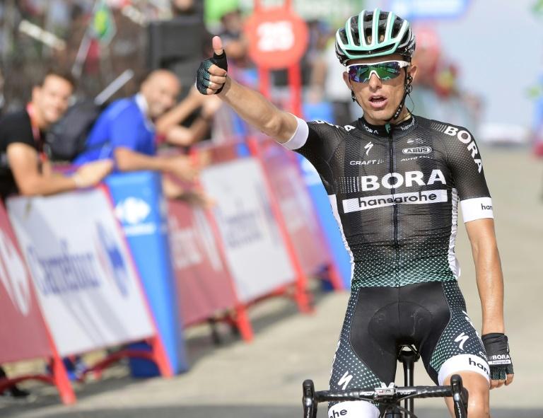 Vuelta: Majka enlève la 14e étape, Froome toujours en rouge