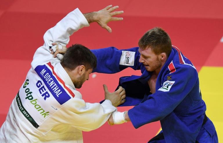 La France médaille de bronze par équipe — Mondiaux de judo