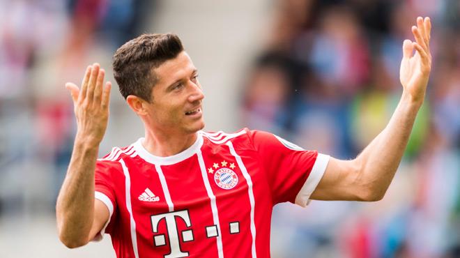 Effenberg énervé contre Lewandowski — Bayern