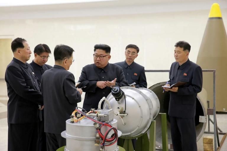 Pyongyang menace de