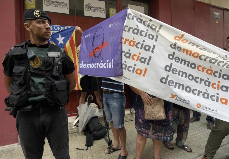 Le référendum sur l'indépendance de la Catalogne encore incertain — Espagne