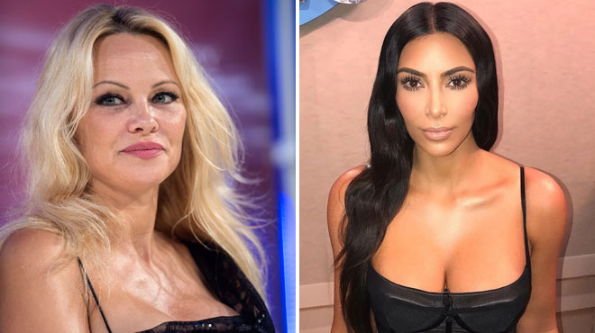 Pamela Anderson supplie Kim Kardashian de ne plus porter de fourrure