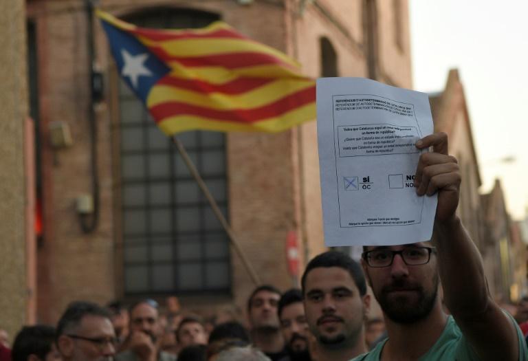 Édition spéciale de Dimanche en politique — Référendum en Catalogne