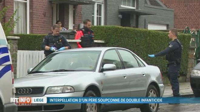 Un père soupçonné d'un double infanticide à Liège