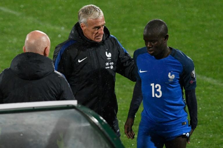 France vs Bulgarie : heure, chaîne et streaming du match (7 octobre)