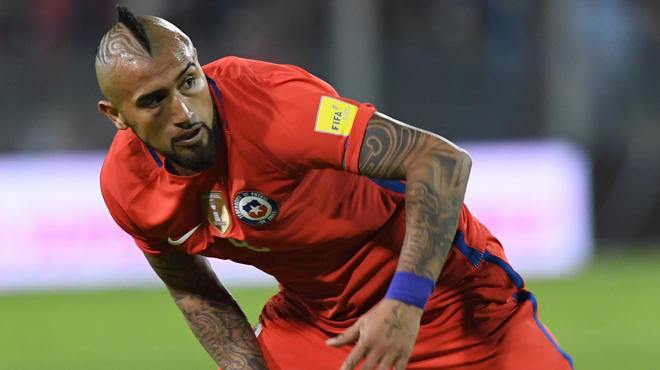 Arturo Vidal sur le point de prendre sa retraite internationale?