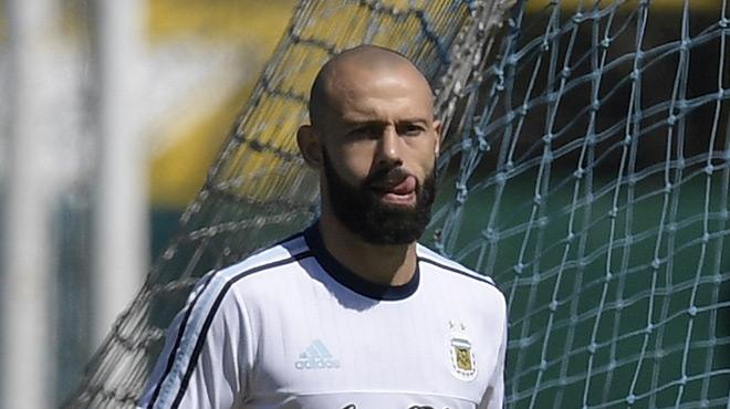 Mascherano arrêtera la sélection après le Mondial — Argentine